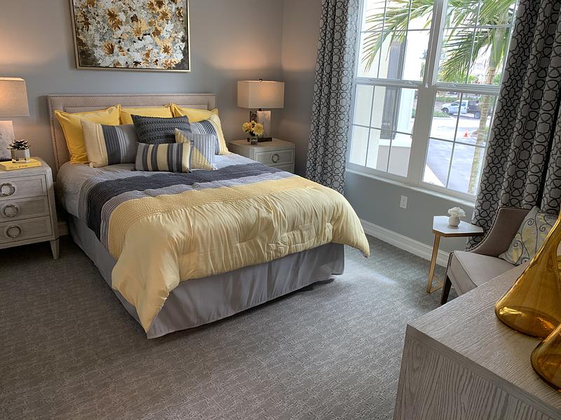 Parkland Bedroom